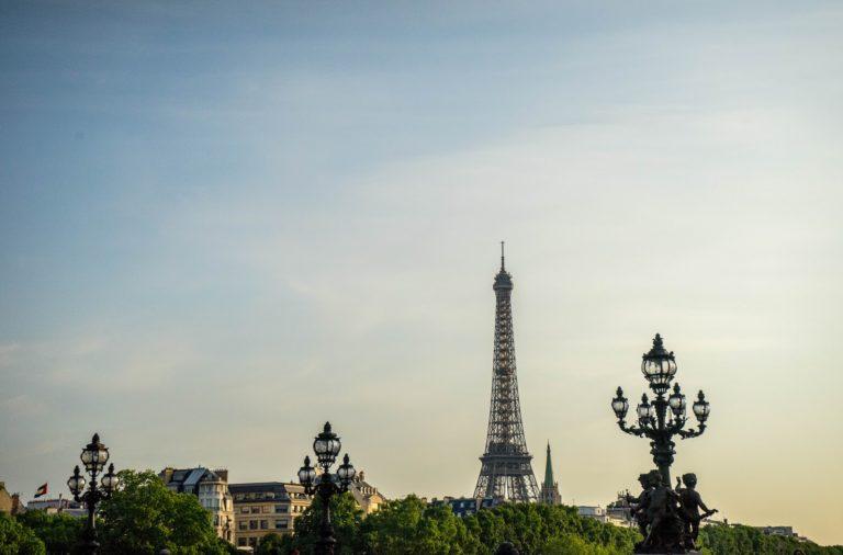 Наш переезд в Париж