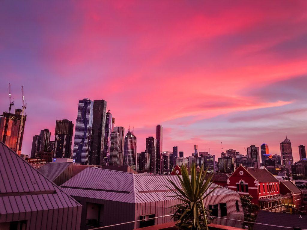 Жизнь в Мельбурне, Австралия