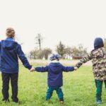 Германия: дети и материальная помощь от государства
