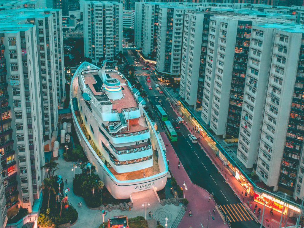 иммиграция в Гонконг