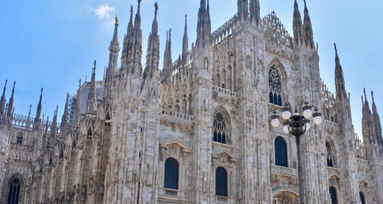 Как мы переехали в Милан